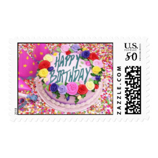 birthday postage
