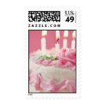 birthday postage stamp