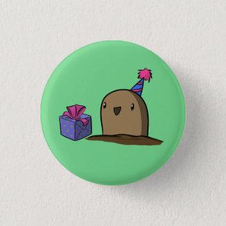 Birthday Potato Button