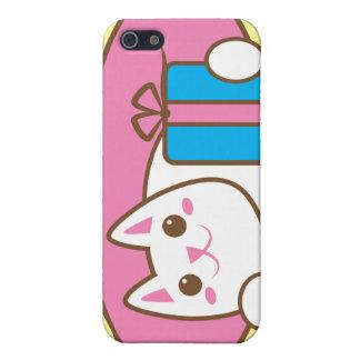Birthday present Cy Walnut iPhone SE/5/5s Case
