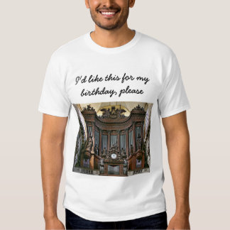 Birthday present - St Sulpice T Shirt