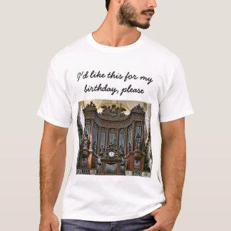 Birthday present - St Sulpice T-Shirt