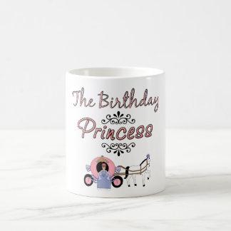 Birthday Princess Classic White Coffee Mug