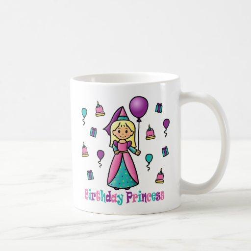 Birthday Princess Coffee Mug