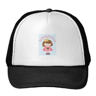 BIRTHDAY PRINCESS TRUCKER HAT