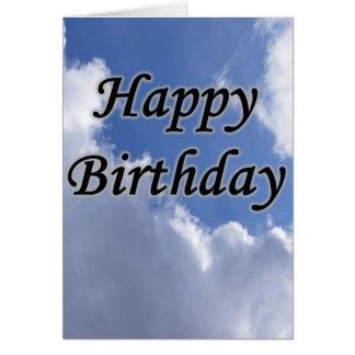 Birthday Psalm 118-24 Card