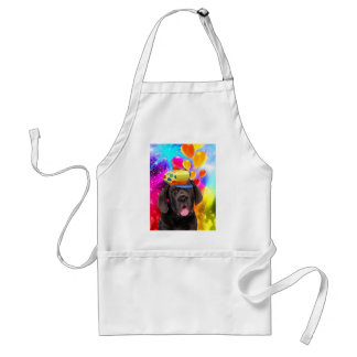 Birthday Pup Aprons