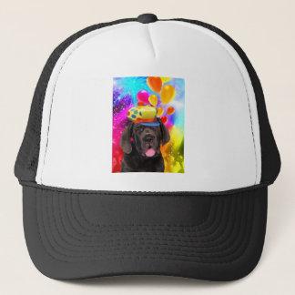 Birthday Pup Trucker Hat