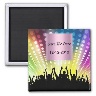 Birthday Save the Date Magnet