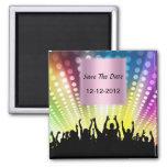 Birthday Save the Date Magnet Fridge Magnet