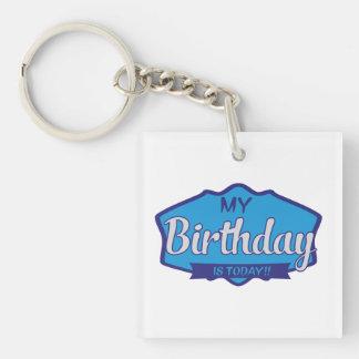 birthday schlüsselanhängern