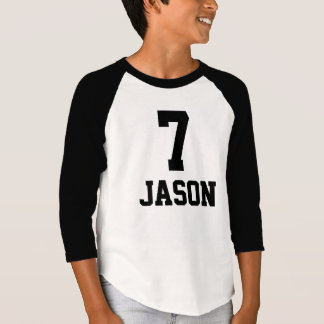 Birthday shirt 7 + Nasty