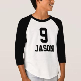 Birthday shirt 9 + Nasty
