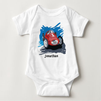 Birthday Shirt - Race Car Shirt