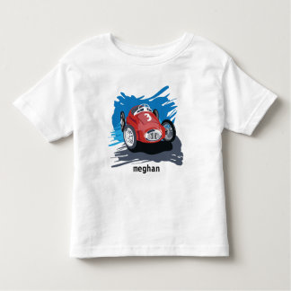Birthday Shirt - Race Car Shirt