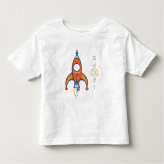 Birthday Shirt - Rocket Shirt