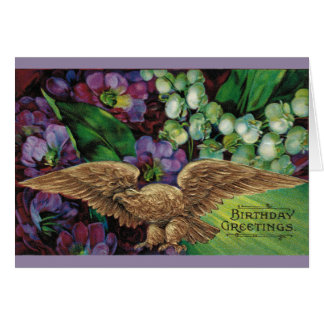 Birthday: Soar Like an Eagle! Card