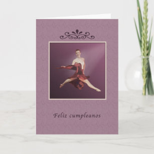 Feliz Cumpleanos Spanish Birthday Cards Zazzle