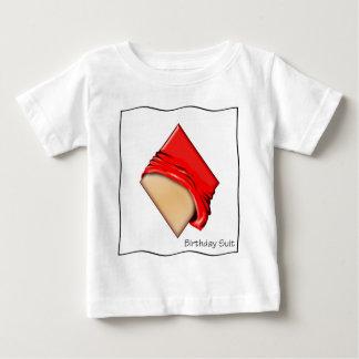 Birthday Suit-DIAMOND Baby T-Shirt