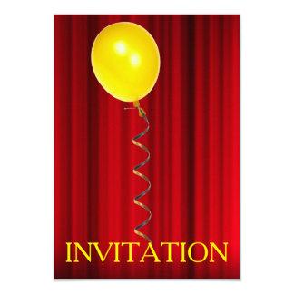 Birthday Suprise Anniversary Invitation