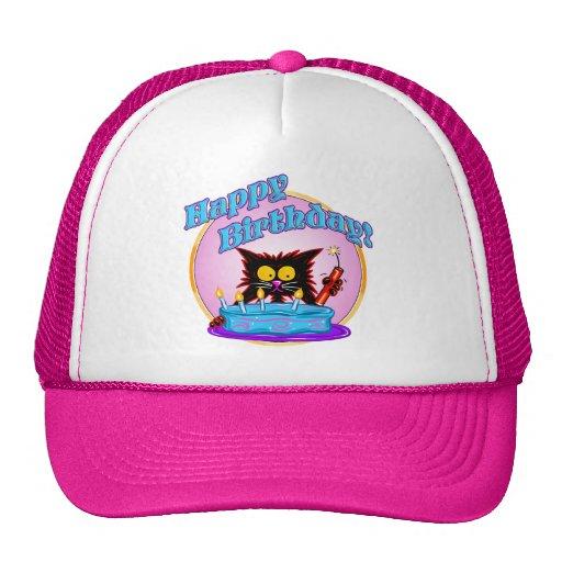 BIRTHDAY SURPRISE TRUCKER HAT