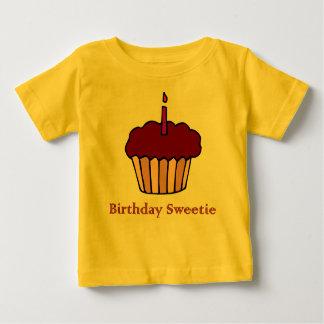 Birthday Sweetie Baby T-Shirt