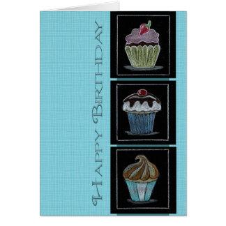 Birthday Sweets Notecard