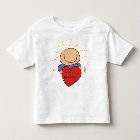 Birthday T-shirt For Kids