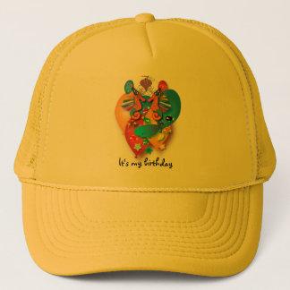 Birthday Theme: In the sea Trucker Hat