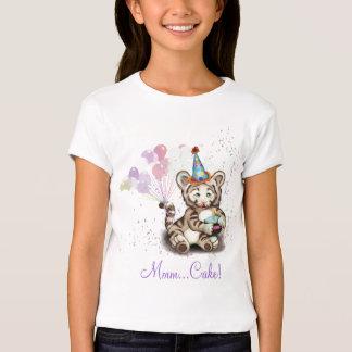 Birthday Tiger T-Shirt