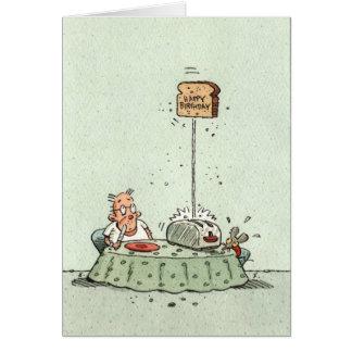 Birthday Toast Card