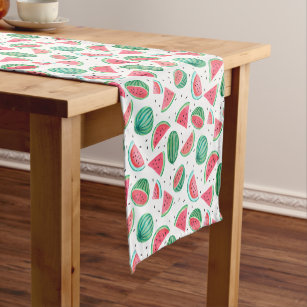 Birthday   Watermelon   Table Cloths Runner