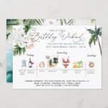 """Birthday Weekend Itinerary 