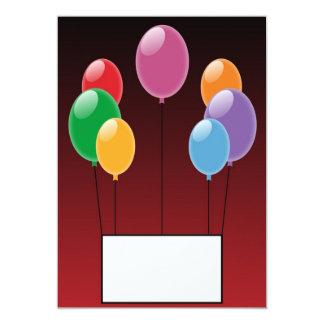 Birthday Wish Custom Invitations