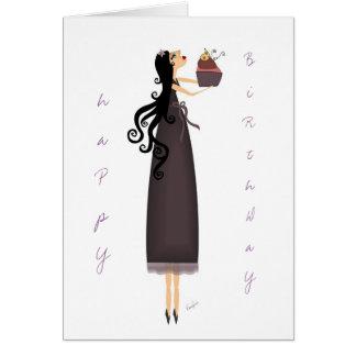 Birthday Wish Greeting Cards