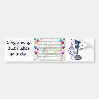 Birthday Wishes_ Bumper Sticker