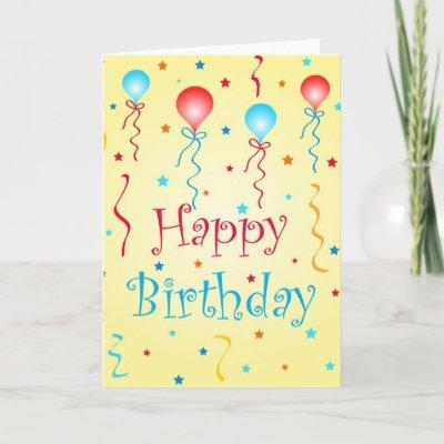 Birthday wishes - Card from Zazzle.com