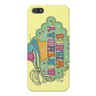Birthday Wishes Case For iPhone 5