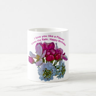 Birthday Wishes for Wives or Partners Magic Mug