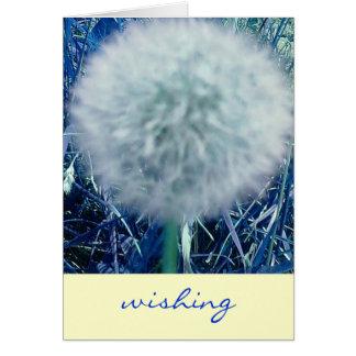 """Birthday Wishes"" - Happy Birthday Card Card"