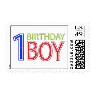 birthdayboy1 postage stamp