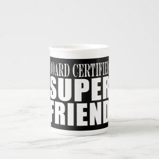 Birthdays Christmas Parties : Super Friend Porcelain Mug