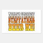Birthdays Christmas : Worlds Greatest Stepfather Stickers