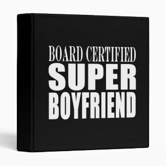 Birthdays Parties Board Certified Super Boyfriend Binders