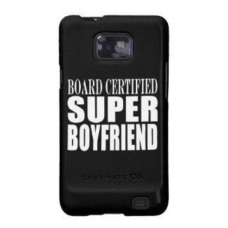 Birthdays Parties Board Certified Super Boyfriend Samsung Galaxy SII Case