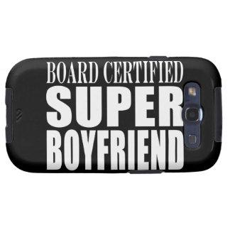 Birthdays Parties Board Certified Super Boyfriend Samsung Galaxy S3 Case