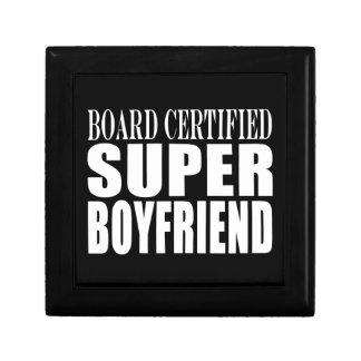 Birthdays Parties Board Certified Super Boyfriend Keepsake Box