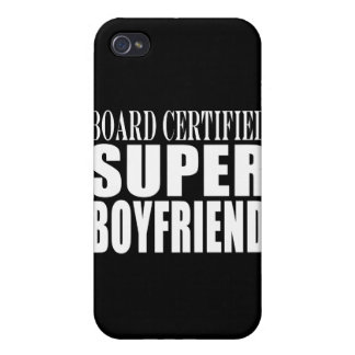 Birthdays Parties Board Certified Super Boyfriend Covers For iPhone 4
