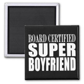 Birthdays Parties Board Certified Super Boyfriend Fridge Magnets