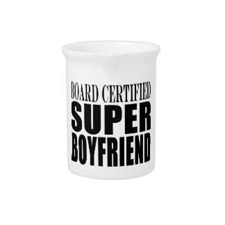 Birthdays Parties Board Certified Super Boyfriend Drink Pitchers